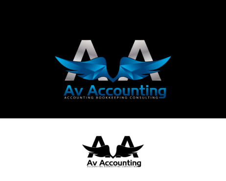 Av Accounting A Logo, Monogram, or Icon  Draft # 214 by Marc06