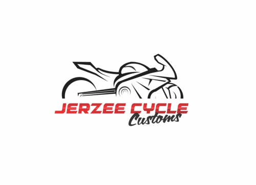 Jerzee Cycle Customs A Logo, Monogram, or Icon  Draft # 48 by mazyo2x
