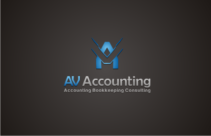 Av Accounting A Logo, Monogram, or Icon  Draft # 222 by onetwo