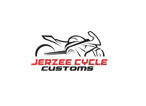 Jerzee Cycle Customs A Logo, Monogram, or Icon  Draft # 49 by mazyo2x