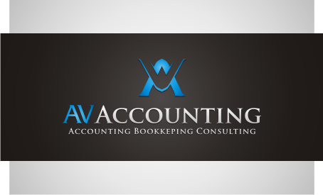 Av Accounting A Logo, Monogram, or Icon  Draft # 228 by onetwo