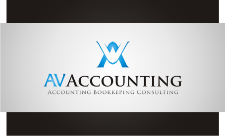 Av Accounting A Logo, Monogram, or Icon  Draft # 229 by onetwo