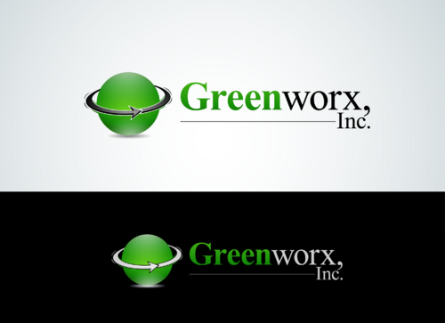 Greenworx, Inc.  A Logo, Monogram, or Icon  Draft # 76 by pan755201