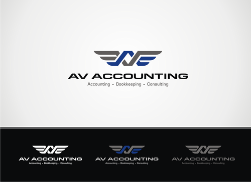 Av Accounting A Logo, Monogram, or Icon  Draft # 231 by bsurf