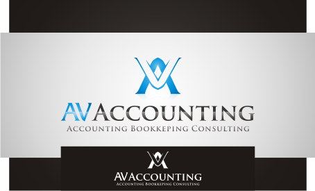 Av Accounting A Logo, Monogram, or Icon  Draft # 233 by onetwo