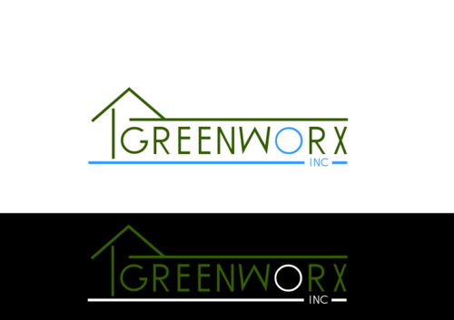Greenworx, Inc.  A Logo, Monogram, or Icon  Draft # 78 by topu555