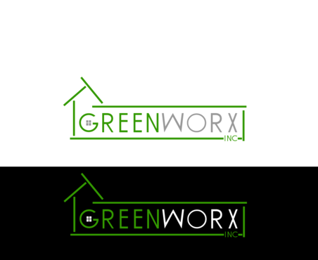 Greenworx, Inc.  A Logo, Monogram, or Icon  Draft # 79 by topu555