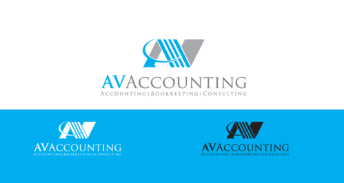 Av Accounting A Logo, Monogram, or Icon  Draft # 235 by anijams