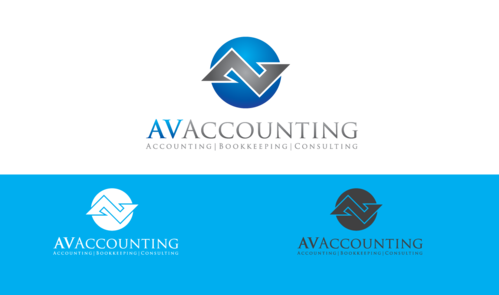 Av Accounting A Logo, Monogram, or Icon  Draft # 236 by anijams