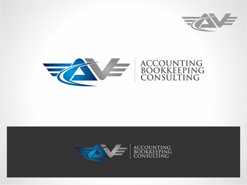 Av Accounting A Logo, Monogram, or Icon  Draft # 238 by BARCELONA
