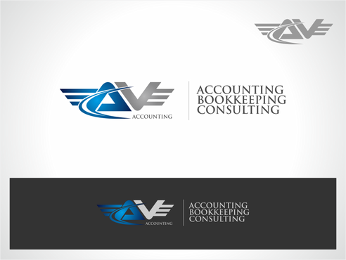 Av Accounting A Logo, Monogram, or Icon  Draft # 239 by BARCELONA