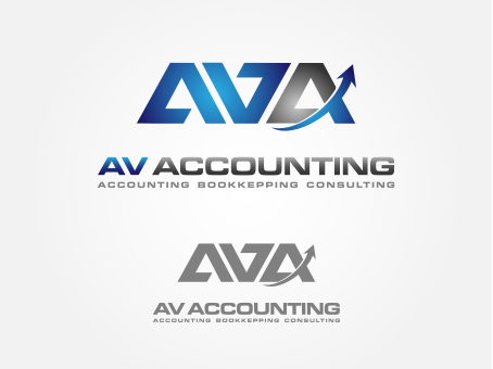 Av Accounting A Logo, Monogram, or Icon  Draft # 240 by falconisty