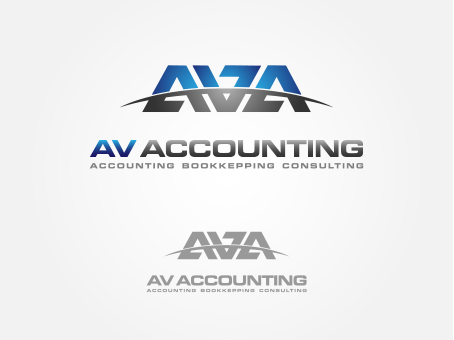 Av Accounting A Logo, Monogram, or Icon  Draft # 241 by falconisty