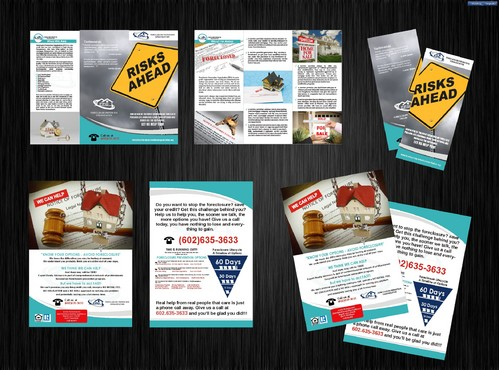 Brochure/Newsletter Marketing collateral  Draft # 24 by syukurkurnia