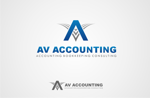 Av Accounting A Logo, Monogram, or Icon  Draft # 243 by payung