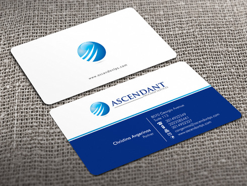 Consulting firm - Engineering/Infrastructure Sector Business Cards and Stationery  Draft # 36 by Xpert