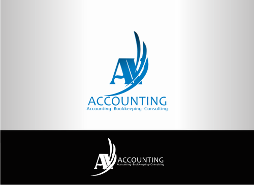 Av Accounting A Logo, Monogram, or Icon  Draft # 244 by Rose93