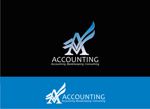Av Accounting A Logo, Monogram, or Icon  Draft # 245 by Rose93