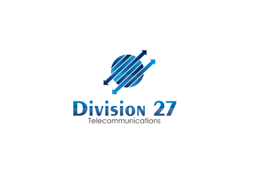 Division 27 Telecommunications, Inc.or Div 27 Telecom A Logo, Monogram, or Icon  Draft # 67 by dfikar