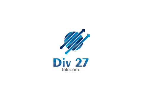 Division 27 Telecommunications, Inc.or Div 27 Telecom A Logo, Monogram, or Icon  Draft # 68 by dfikar