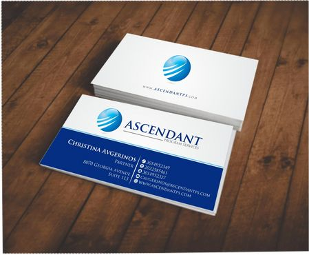 Consulting firm - Engineering/Infrastructure Sector Business Cards and Stationery  Draft # 165 by Deck86