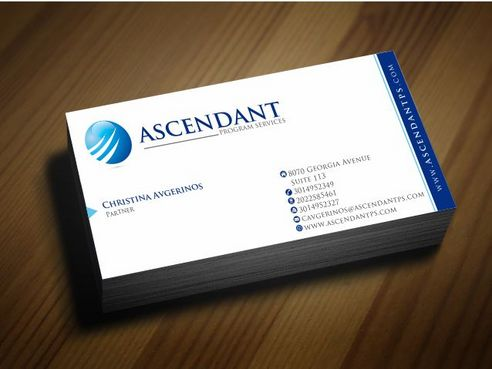 Consulting firm - Engineering/Infrastructure Sector Business Cards and Stationery  Draft # 202 by Deck86
