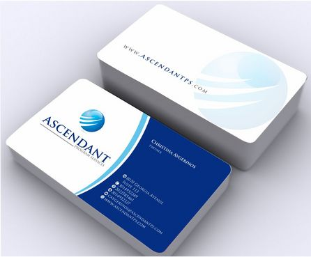 Consulting firm - Engineering/Infrastructure Sector Business Cards and Stationery  Draft # 211 by Deck86