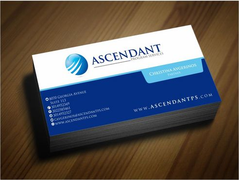 Consulting firm - Engineering/Infrastructure Sector Business Cards and Stationery  Draft # 222 by Deck86