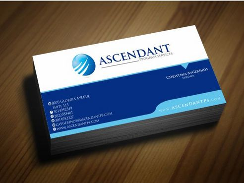 Consulting firm - Engineering/Infrastructure Sector Business Cards and Stationery  Draft # 223 by Deck86
