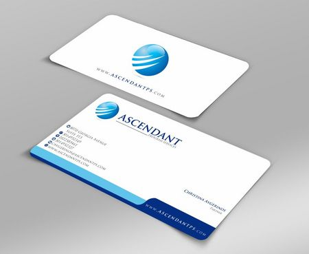 Consulting firm - Engineering/Infrastructure Sector Business Cards and Stationery  Draft # 224 by Deck86