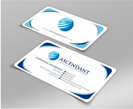 Consulting firm - Engineering/Infrastructure Sector Business Cards and Stationery  Draft # 225 by Deck86