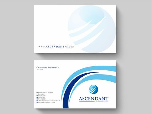 Consulting firm - Engineering/Infrastructure Sector Business Cards and Stationery  Draft # 228 by Deck86