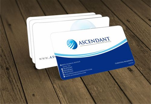 Consulting firm - Engineering/Infrastructure Sector Business Cards and Stationery  Draft # 230 by Deck86