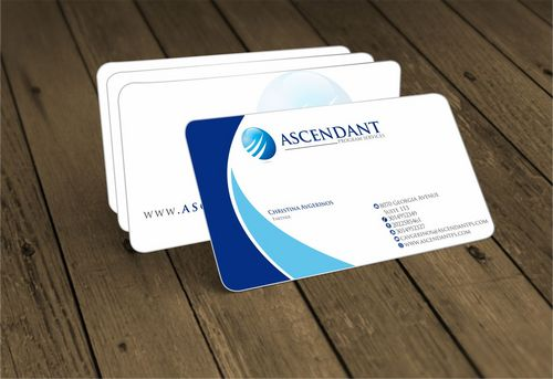 Consulting firm - Engineering/Infrastructure Sector Business Cards and Stationery  Draft # 229 by Deck86