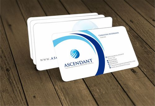 Consulting firm - Engineering/Infrastructure Sector Business Cards and Stationery  Draft # 231 by Deck86