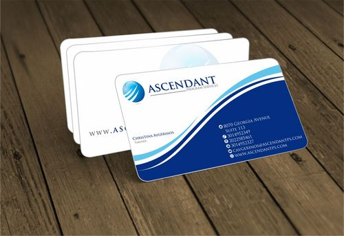 Consulting firm - Engineering/Infrastructure Sector Business Cards and Stationery  Draft # 232 by Deck86
