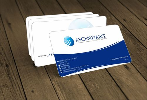 Consulting firm - Engineering/Infrastructure Sector Business Cards and Stationery  Draft # 233 by Deck86