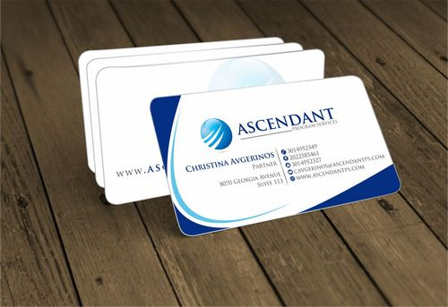 Consulting firm - Engineering/Infrastructure Sector Business Cards and Stationery  Draft # 236 by Deck86