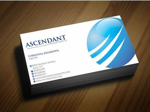 Consulting firm - Engineering/Infrastructure Sector Business Cards and Stationery  Draft # 242 by Deck86