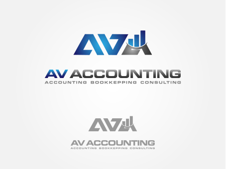 Av Accounting A Logo, Monogram, or Icon  Draft # 251 by falconisty
