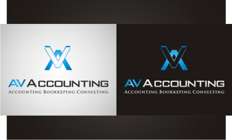 Av Accounting A Logo, Monogram, or Icon  Draft # 252 by onetwo