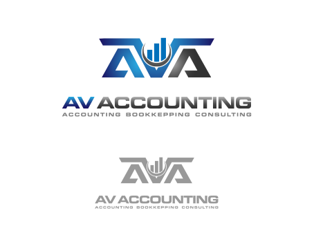 Av Accounting A Logo, Monogram, or Icon  Draft # 257 by falconisty