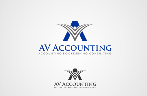 Av Accounting A Logo, Monogram, or Icon  Draft # 258 by payung