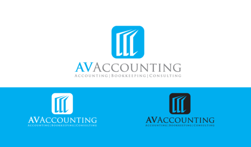 Av Accounting A Logo, Monogram, or Icon  Draft # 259 by anijams