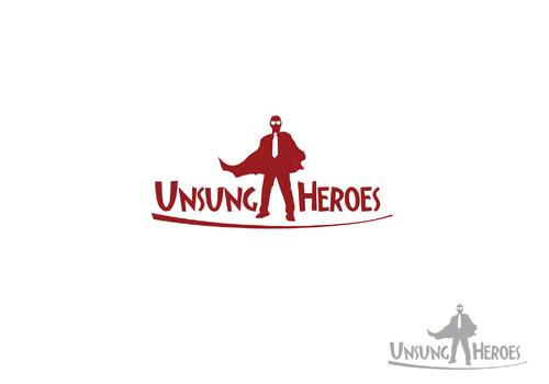 Unsung Heroes A Logo, Monogram, or Icon  Draft # 38 by RoyalDesign