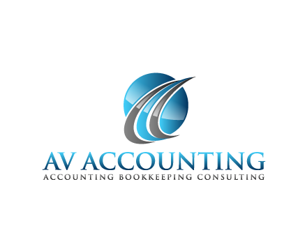 Av Accounting A Logo, Monogram, or Icon  Draft # 264 by a2z28886