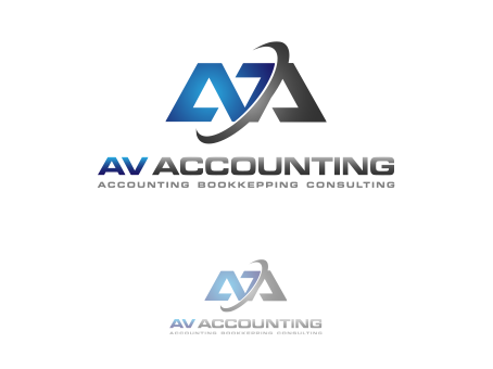 Av Accounting A Logo, Monogram, or Icon  Draft # 265 by falconisty