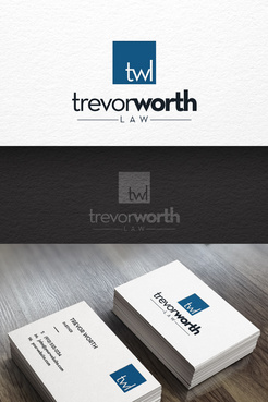 Trevor Worth Law A Logo, Monogram, or Icon  Draft # 39 by nerve