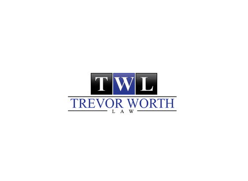 Trevor Worth Law A Logo, Monogram, or Icon  Draft # 55 by PeterZ