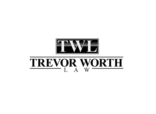 Trevor Worth Law A Logo, Monogram, or Icon  Draft # 56 by PeterZ